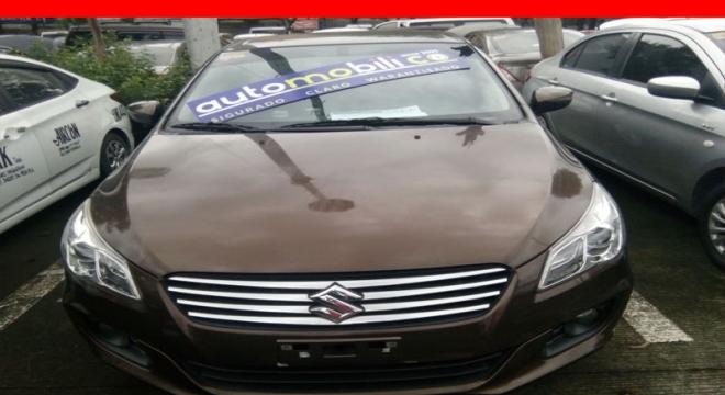 2017 suzuki ciaz 1.4l mt gasoline used car for sale in paranaque city, metro manila, ncr autodeal