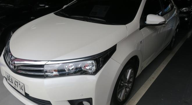 2014 Toyota Corolla Altis 1.6V