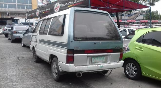 1995 Nissan Vanette 1.6L AT Gasoline