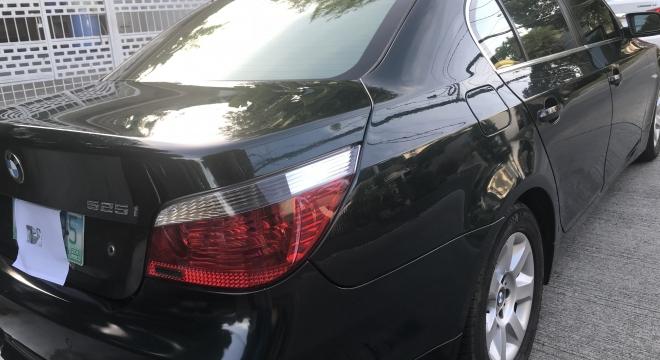 2005 BMW 525i 2.5L AT Gasoline