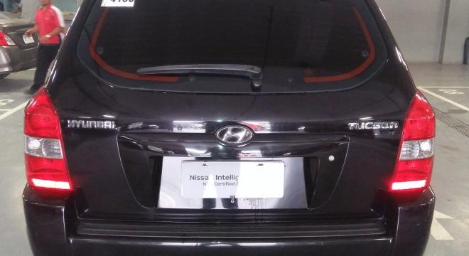 2007 Hyundai Tucson 2.0 Gasoline 4X2 AT