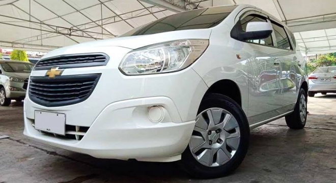 2015 Chevrolet Spin 13l Mt Diesel Used Car For Sale In Quezon City
