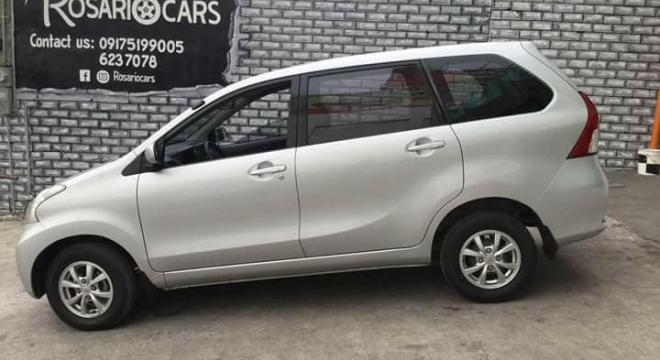 2015 Toyota Avanza 1.3 E MT