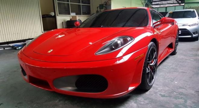 2011 Ferrari F430 4.3L AT Gasoline