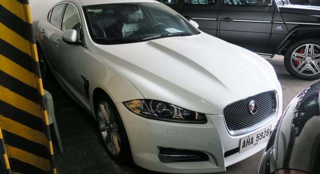 2015 Jaguar XF 5.0L AT Gasoline