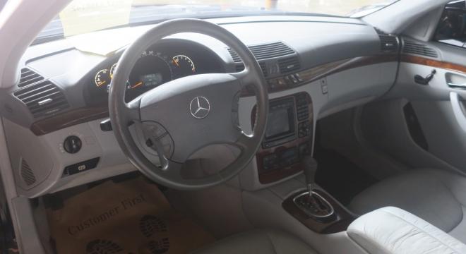 2002 Mercedes-Benz S-Class 320