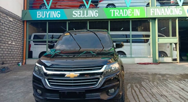 2017 chevrolet colorado 2.8 4x2 at lt used car for sale in pasig city, metro manila, ncr autodeal