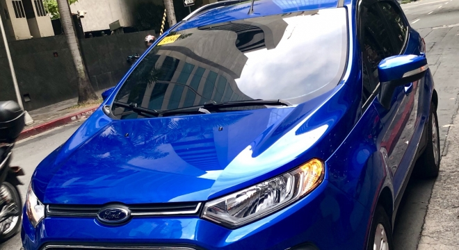 2017 ford ecosport 1.5l at gasoline used car for sale in manila, metro manila, ncr autodeal