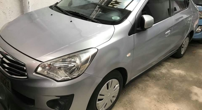 2016 Mitsubishi Mirage G4 GLX AT