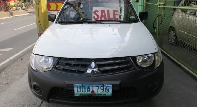 2012 Mitsubishi L200 MT Used Car For Sale in Imus City, Cavite