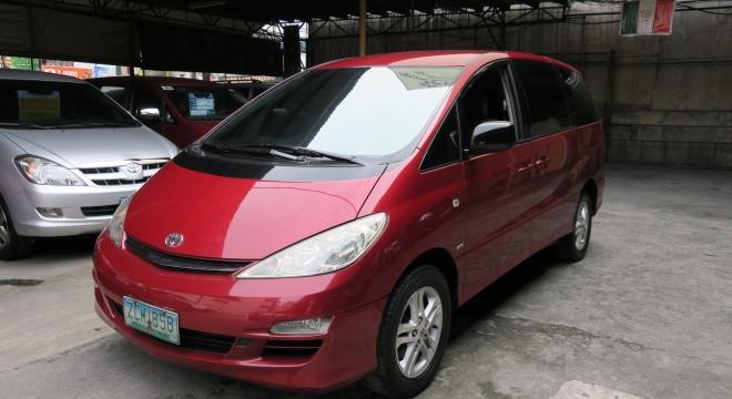 2006 Toyota Previa 2.4L AT Gasoline