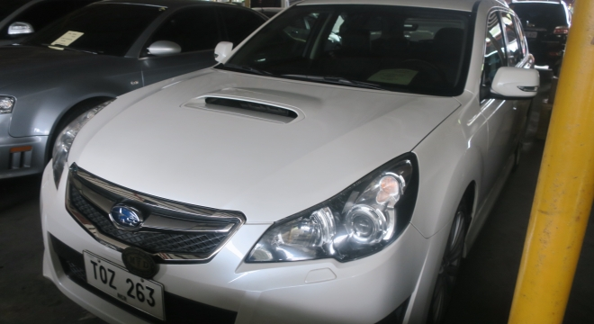 2012 Subaru Legacy 2.5GT
