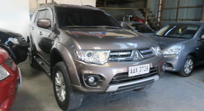 2009 Mitsubishi Montero Sport GLX MT