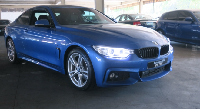 2015 BMW 4-Series Coupe 2.8L AT Gasoline