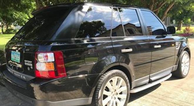 2006 Land Rover Range Rover Sport V8 4.2L Supercharged