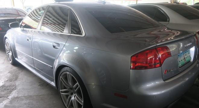 2007 Audi RS4 AT