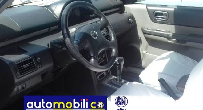 2005 Nissan X-Trail 2.0L (4X2) AT