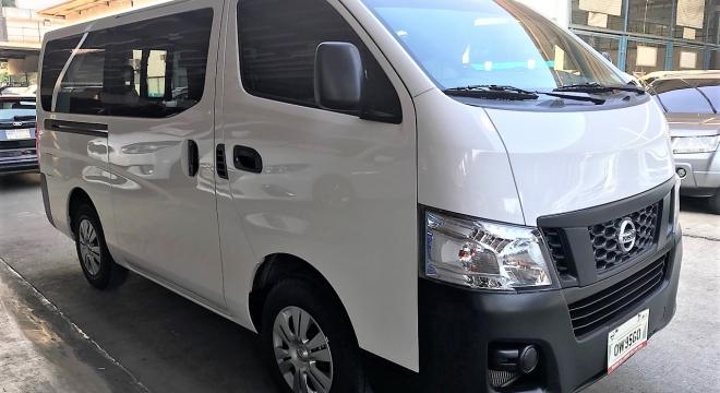 2017 Nissan NV350 Urvan VX18 2.5L MT Diesel