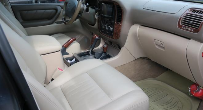 2000 Toyota Land Cruiser 4.5L AT Gasoline