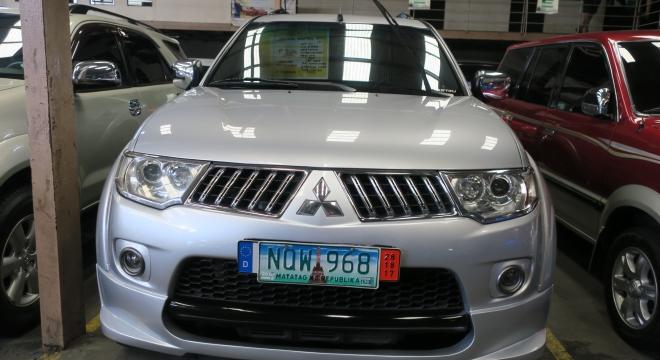 2010 mitsubishi montero sport gls 25l at used car for sale in quezon city metro manila ncr autodeal