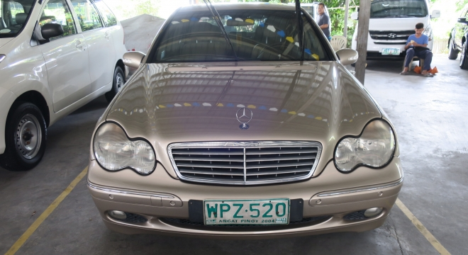 2000 mercedes-benz c-class sedan 2.0l at gasoline used car for sale