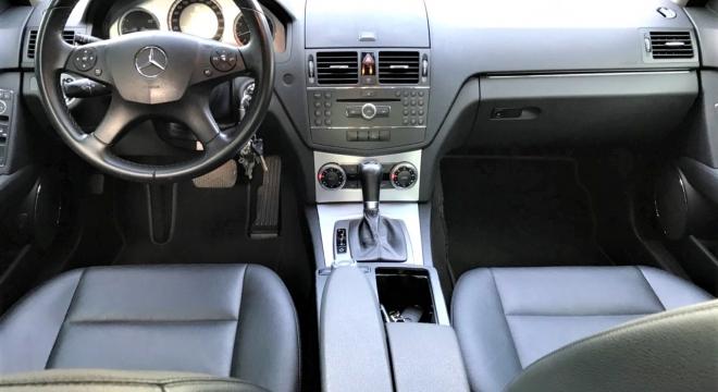 2009 Mercedes-Benz C-Class Sedan C200 Kompressor Avantgarde