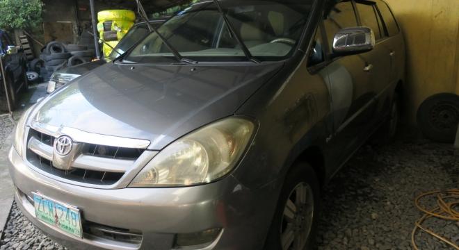 2005 Toyota Innova G Diesel AT