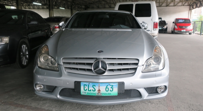 2008 Mercedes-Benz CLS-Class CLS 350