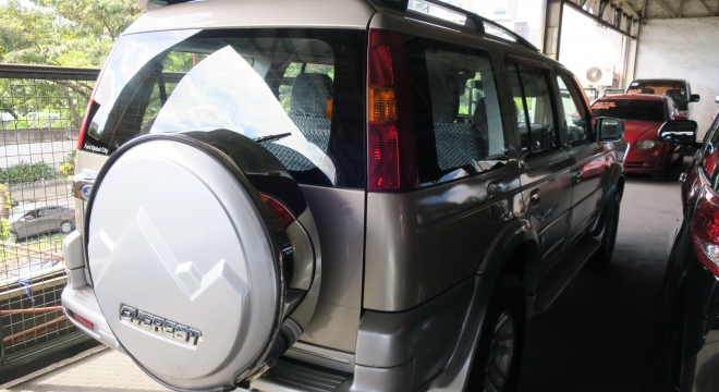 2004 Ford Everest XLT (4X4) AT