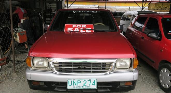 1997 isuzu fuego 2.5l mt diesel 4x2 used car for sale in imus city, cavite, calabarzon autodeal