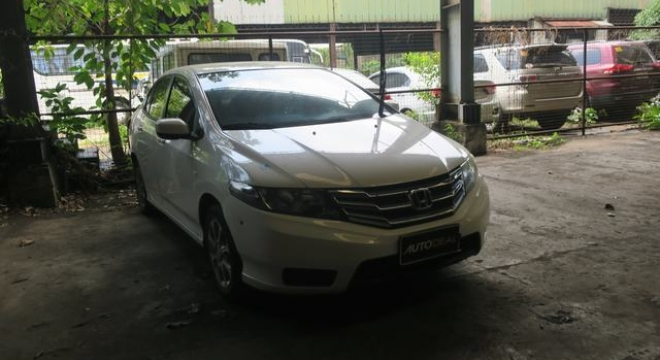 2013 Honda City 1.3S MT