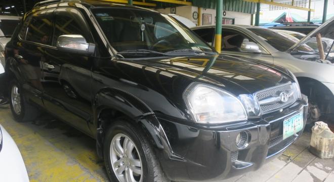 2006 Hyundai Tucson 2.0 CRDi (4X2) AT
