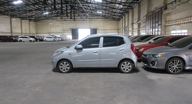 2012 Hyundai i10 1.1L GLS AT