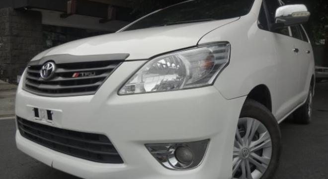 2016 Toyota Innova 2.8 J Diesel MT