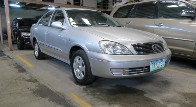 2009 Nissan Sentra GX MT