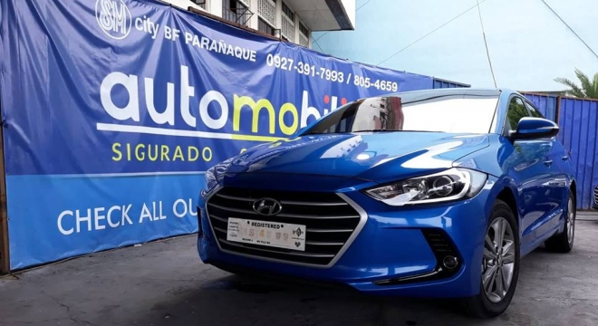 2017 hyundai elantra 1.6l gl at used car for sale in paranaque city, metro manila, ncr autodeal