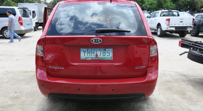 2010 Kia Carens 2.0L EX A/T