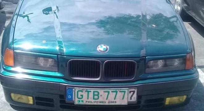 1995 BMW 3-Series Sedan 325i MT