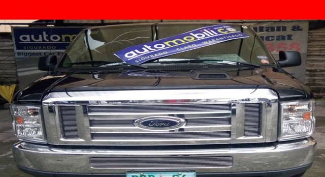 2012 Ford E-150 4.6L AT