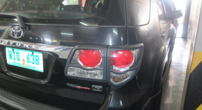 2014 Toyota Fortuner 2.5 G Dsl 4x2 MT