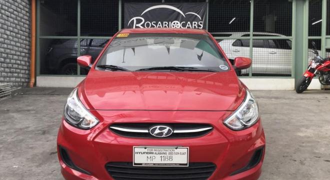 2016 hyundai accent sedan 1.6l at diesel used car for sale in pasig city, metro manila, ncr autodeal