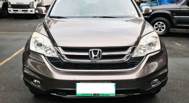 2011 Honda CR-V 2.0 S AT