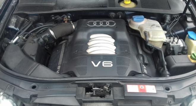 2003 Audi A6 2.4L AT Gasoline