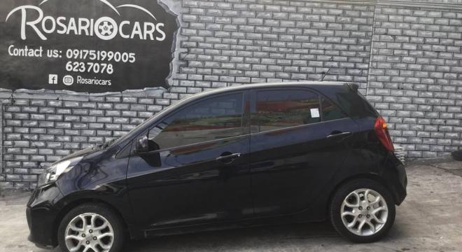 2015 Kia Picanto 1.2L AT Gasoline