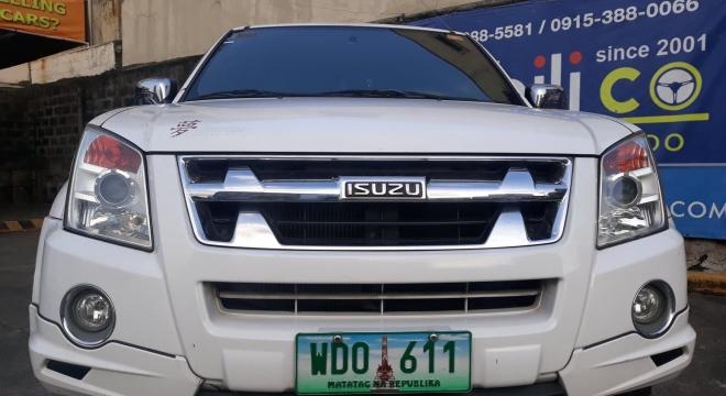 2013 isuzu d-max mt used car for sale in las pinas city, metro manila, ncr autodeal