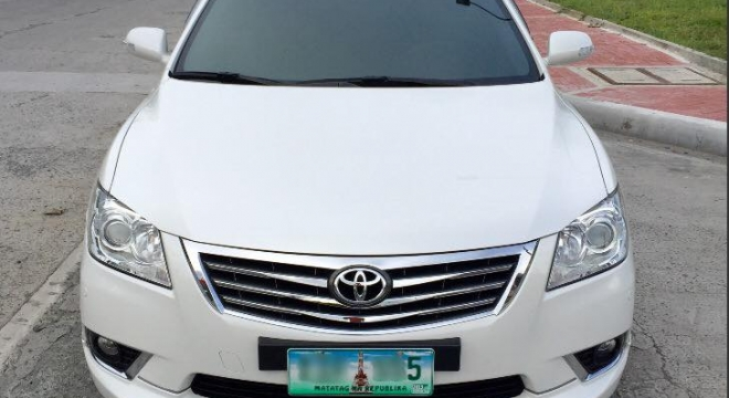 2009 Toyota Camry 3.5Q AT