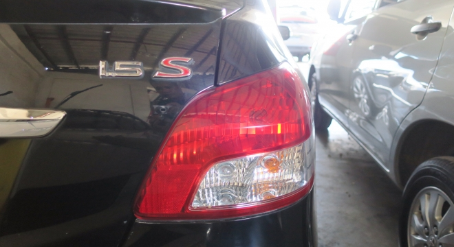2010 Toyota Vios 1.5 S AT