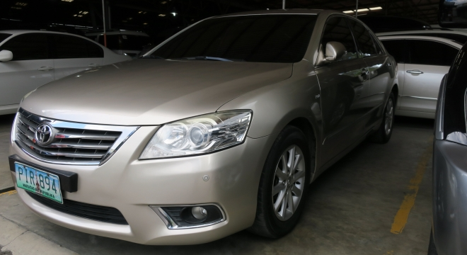 2011 Toyota Camry 2.4G AT