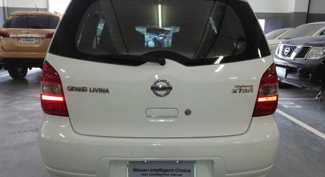 2013 Nissan Grand Livina 1.8 AT