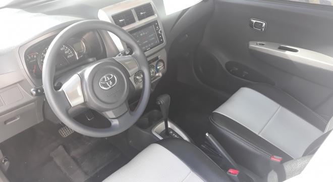 2017 Toyota Wigo 1.0L E AT Gasoline
